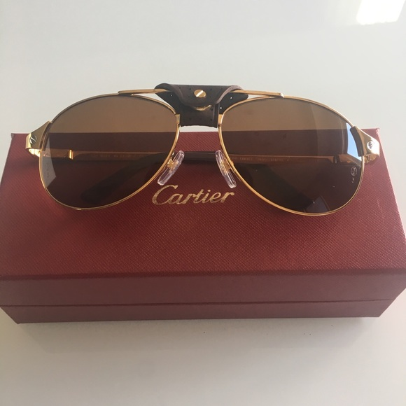 bd5e4dacda70 Cartier Accessories - Cartier sunglasses